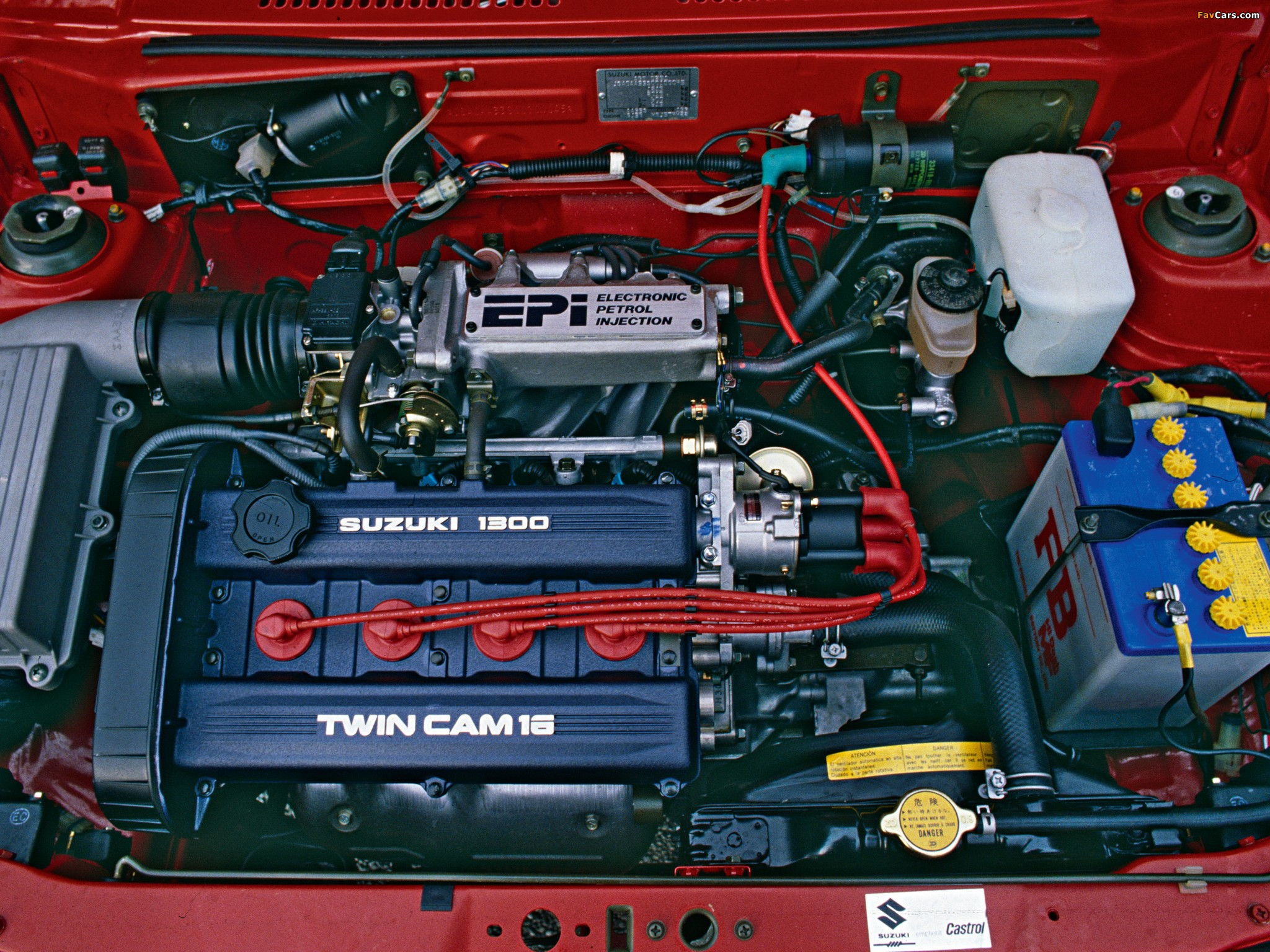 Suzuki Gti Turbo