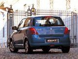 Suzuki Swift 3-door 2004–10 photos