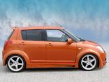 Koenigseder Suzuki Swift Super Size 2005 pictures