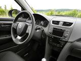 Suzuki Swift 5-door 2010–13 images