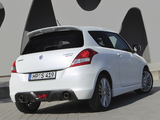 Suzuki Swift Sport 2011 images