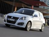 Suzuki Swift Sport 2011 photos