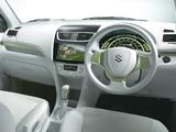 Suzuki Swift EV Hybrid Concept 2011 photos