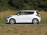 Suzuki Swift Sport 2011 pictures