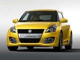 Suzuki Swift S Concept 2011 wallpapers