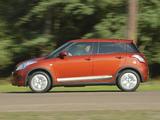 Suzuki Swift Outdoor 2012–13 photos