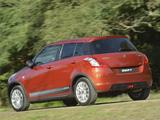 Suzuki Swift Outdoor 2012–13 pictures
