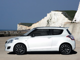 Suzuki Swift Attitude 3-door 2012 wallpapers