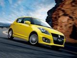 Suzuki Swift Sport 5-door 2013 images