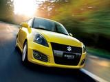 Suzuki Swift Sport 5-door 2013 pictures