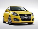 Suzuki Swift Sport 5-door 2013 wallpapers
