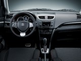 Suzuki Swift Sport 5-door 2013 wallpapers