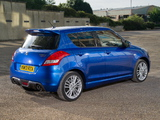 Suzuki Swift Sport 5-door UK-spec 2013 wallpapers