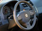Images of Suzuki SX4 US-spec 2006–10