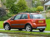 Images of Suzuki SX4 UK-spec 2006–10