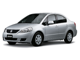 Images of Suzuki SX4 Sedan 2007