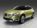 Images of Suzuki S-Cross Concept 2012