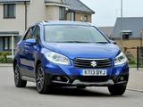 Images of Suzuki SX4 S-Cross UK-spec 2013