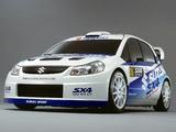 Photos of Suzuki SX4 WRC 2007