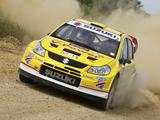 Photos of Suzuki SX4 WRC 2008
