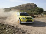 Photos of Suzuki SX4 WRC 2008