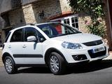 Photos of Suzuki SX4 X-EC 2011