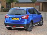 Photos of Suzuki SX4 S-Cross UK-spec 2013
