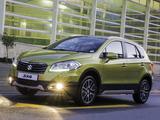 Photos of Suzuki SX4 ZA-spec 2014