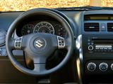 Pictures of Suzuki SX4 US-spec 2006–10