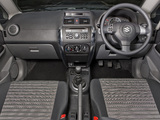 Pictures of Suzuki SX4 UK-spec 2006–10