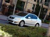 Pictures of Suzuki SX4 Sedan US-spec 2007
