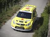 Pictures of Suzuki SX4 WRC 2008