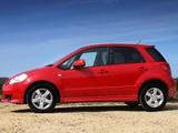 Pictures of Suzuki SX4 Aerio 2010–11