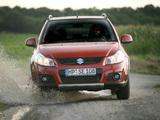 Pictures of Suzuki SX4 2010–13