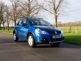 Pictures of Suzuki SX4 UK-spec 2010