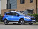 Pictures of Suzuki SX4 S-Cross UK-spec 2013