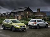 Pictures of Suzuki SX4 ZA-spec 2014