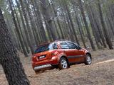 Suzuki SX4 2006–10 images