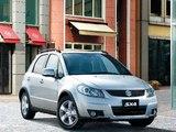 Suzuki SX4 JP-spec 2006–10 pictures