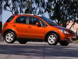 Suzuki SX4 US-spec 2006–10 pictures
