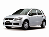 Suzuki SX4 2006–10 wallpapers