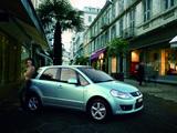 Suzuki SX4 2006–10 wallpapers