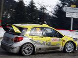 Suzuki SX4 WRC 2008 photos