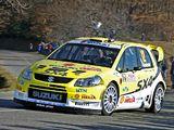 Suzuki SX4 WRC 2008 pictures