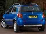 Suzuki SX4 UK-spec 2010 images