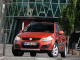 Suzuki SX4 2010–13 photos