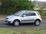 Suzuki SX4 UK-spec 2010 photos