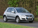Suzuki SX4 UK-spec 2010 pictures