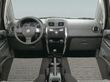 Suzuki SX4 2010–13 wallpapers
