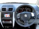 Suzuki SX4 X-EC 2011 wallpapers